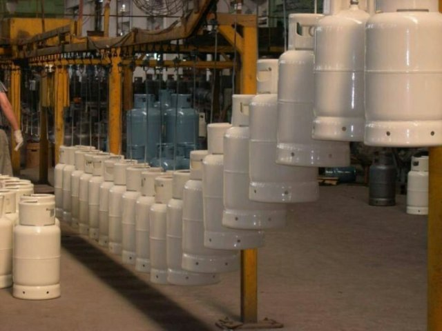 Nigeria Now Manufactures Gas Cylinders Locally