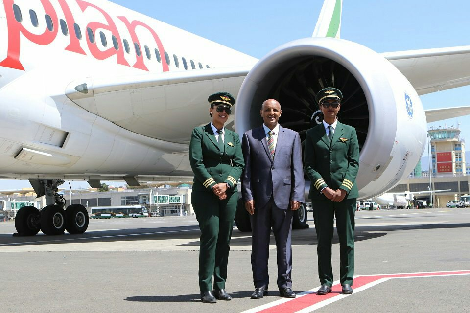 Ethiopian Airlines Voted Best Airline in Africa, 2018