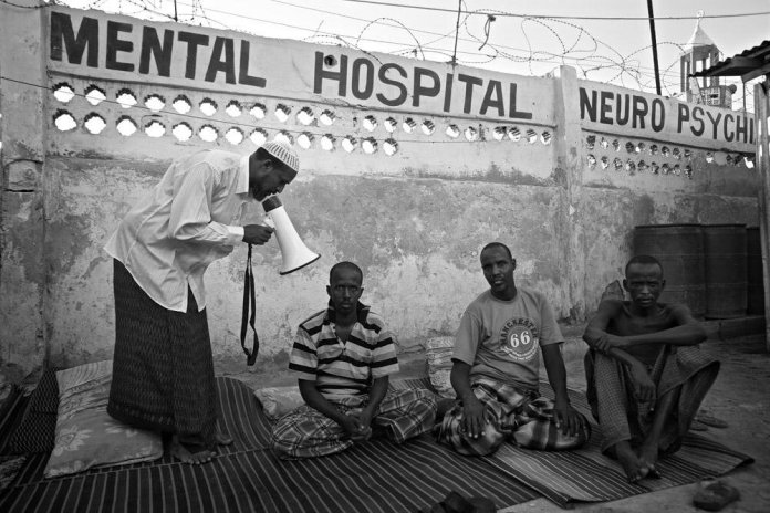 Mental illness in Nigeria