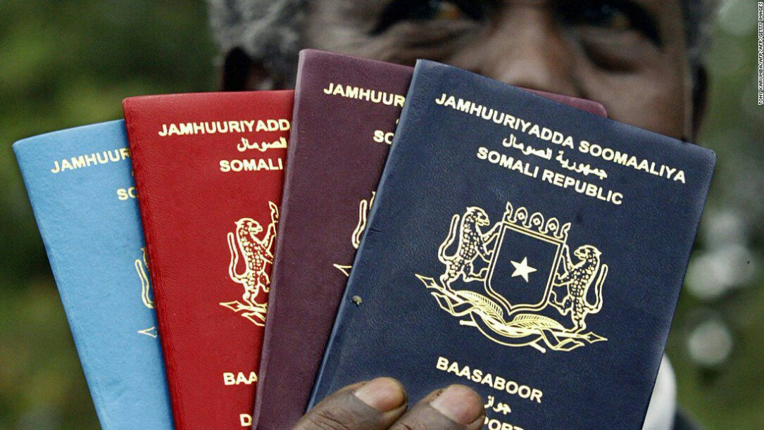 Top 20 Most Powerful African Passports, 2019