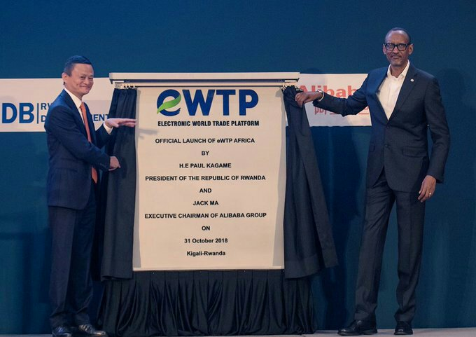 Alibaba launches Africa's first electronic trade platform