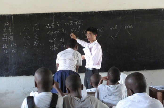Uganda is Adding compulsory Chinese Lessons To Its High School Curriculum