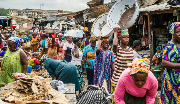6 of the world's 10 Least Liveable Cities of 2018 are in Africa