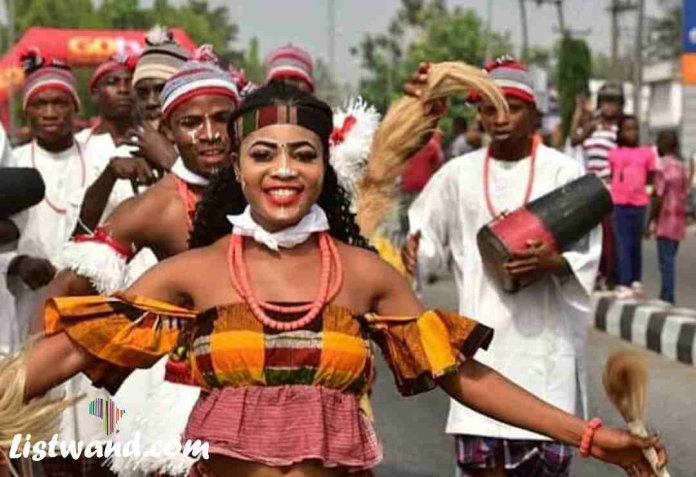 Beautiful Photos from the 2018 Calabar Carnival