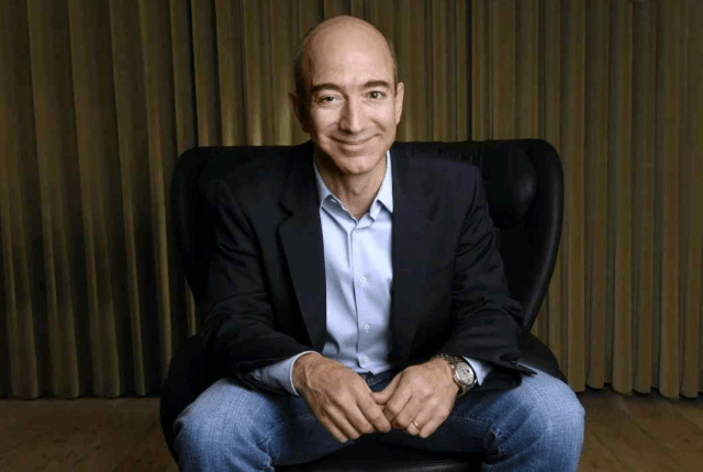 World's Richest Man Jeff Bezos's 1% Wealth Equals Entire Health Budget of Ethiopia