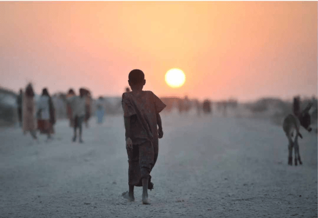 Drought puts 2.3 million people at risk in Angola: UNICEF