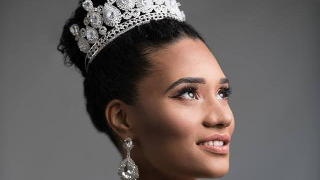 Khadija Ben Hamou Becomes the First Black Woman to be Crowned Miss Algeria