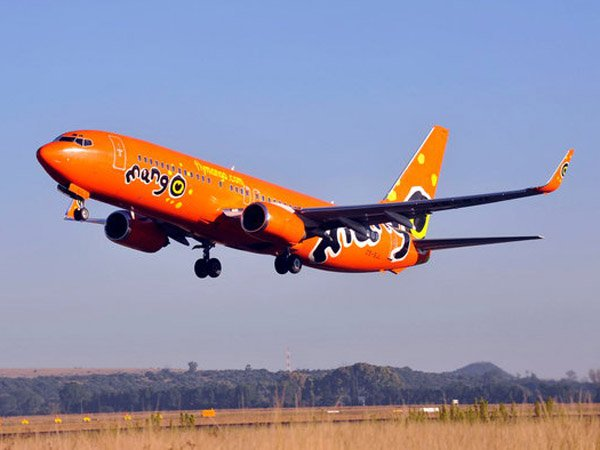 South Africa: Mango Airline Ranked 18th Most Punctual Airline in the world