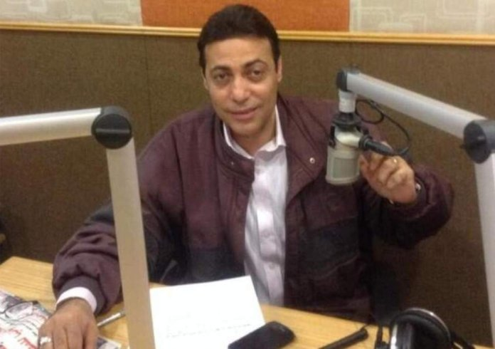 Egypt sentences TV host to year in prison for interviewing gay man