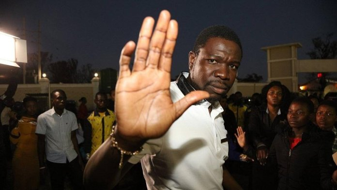 Zimbabwean Prophet Fined $700 for Manufacturing and Marketing A Drug He Claimed Could Cure Aids.