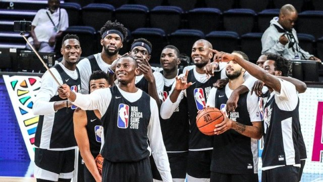 NBA, FIBA to Launch New Pan-African League