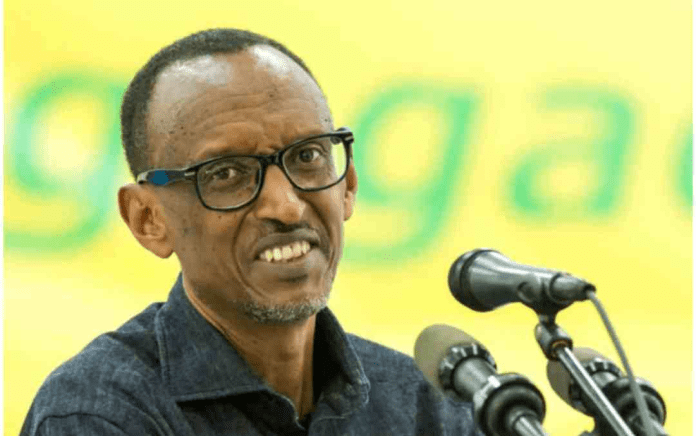 Rwanda's President Kagame Calls For Joint Efforts to Fund Healthcare in Africa
