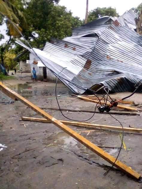 Rare Cyclone in Africa kills 122 in Mozambique and Malawi After Unleashing Heavy Rains