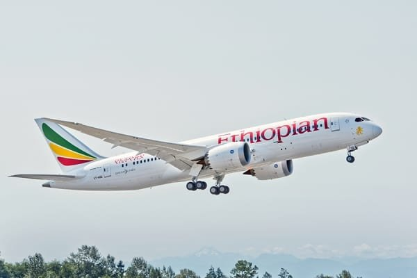 Ethiopian Airlines Named Best Airline In Africa, 2019