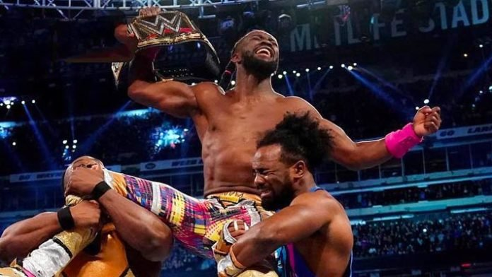 Ghanaian-American, Kofi Kingston, becomes World Wrestling champ