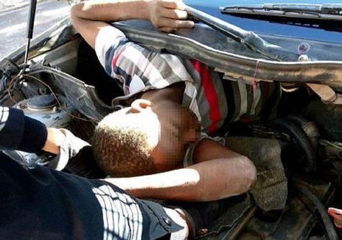 Some Dangerous Ways African Migrants Illegally Enter Europe