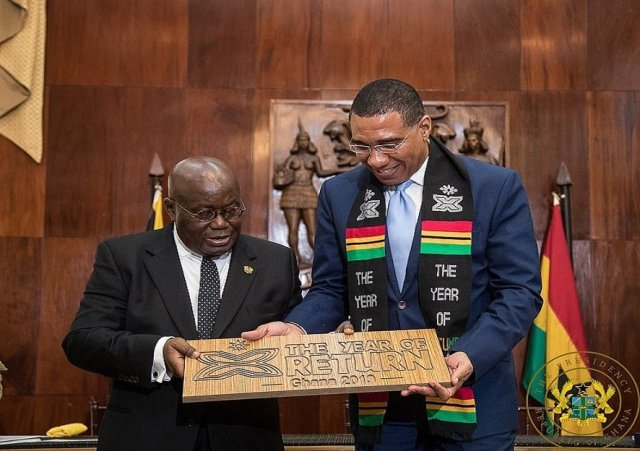 Ghana, Jamaica Waive Entry Visa Requirements for Citizens