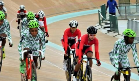 Nigeria Bags 50 Medals To Win The 2019 Africa Cup Track Cycling