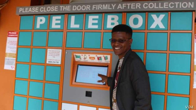 South Africans Can Now Get Medicine From Vending Machines