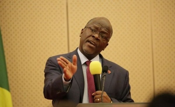 Tanzanian president tells women to 'set ovaries free' and have babies