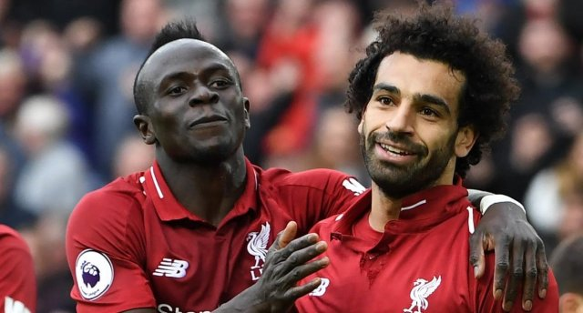 Salah & Mané Shortlisted For 'The Best FIFA Men's Player' Award 2019