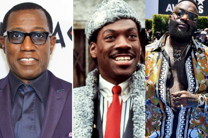 Wesley Snipes, Rick Ross, et al Join Eddie Murphy's 'Coming to America 2' Cast