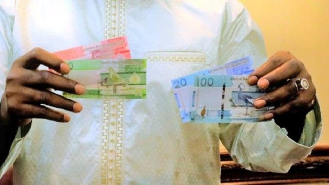 Gambia Releases New Currency Notes With  Birds Replacing Portraits of Ex-president Jammeh