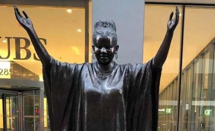 Zimbabwean Scholar Honored With Statue in New York