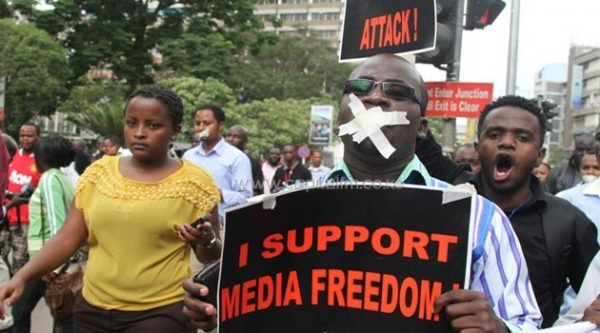 Eritrea Tops List of 10 countries Cited For Extreme Media Censorship