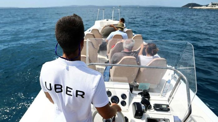 Uber launches boat service in Nigeria's megacity, Lagos