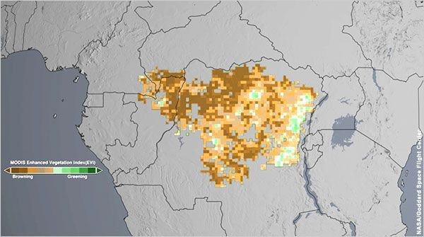 Central Africa: The 9 Central African Countries, Their Language, Capitals And Population