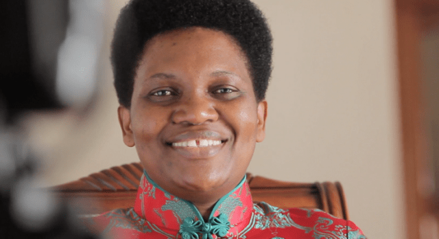 Burundi's First Lady Releases Song Urging Men to Desist from Abusing Women Over Infertility