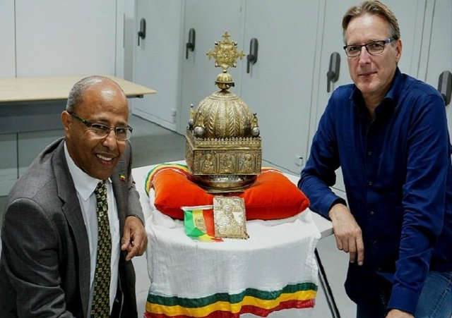 Netherlands to return stolen 18th Century crown to Ethiopia after refugee hid it for 21 years