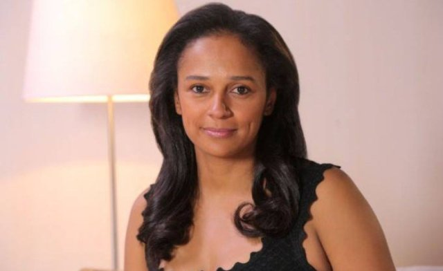 Richest woman in Africa
