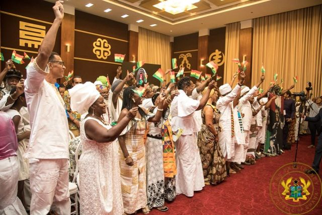 Ghana Grants Citizenship to 126 African Americans and Afro-Caribbeans as Part of Year of Return