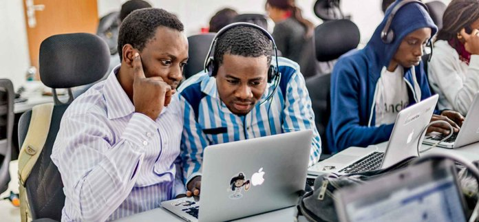 Africa is the world's fastest-growing continent for software developers