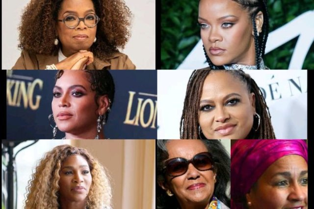 Forbes: These are the most Powerful Black Women in the World (2019)