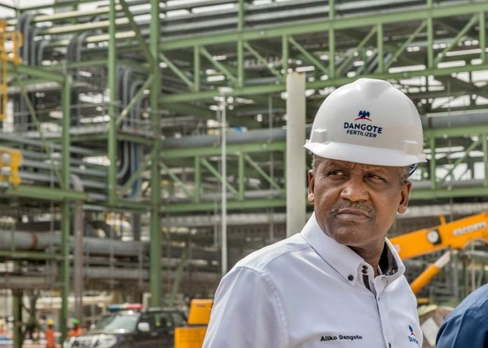 The World Richest Black Man Aliko Dangote Ends 2019 $4.3 billion richer
