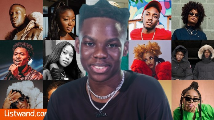Rema Makes BBC's List of Big Artists to Watch Out for in 2020