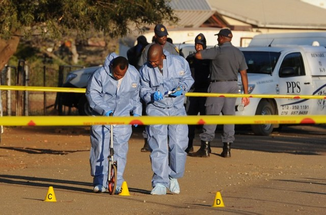 South Africa tops list of Africa's Most Dangerous Countries