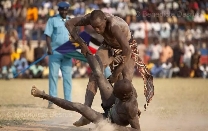 Nuba Wrestling: A Look into Sudan's Nuba People and their Traditional Wrestling Culture
