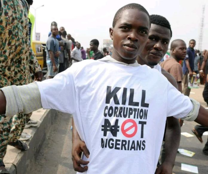 Nigeria Ranked 18th Most Corrupt Country in Africa, 29th in the World