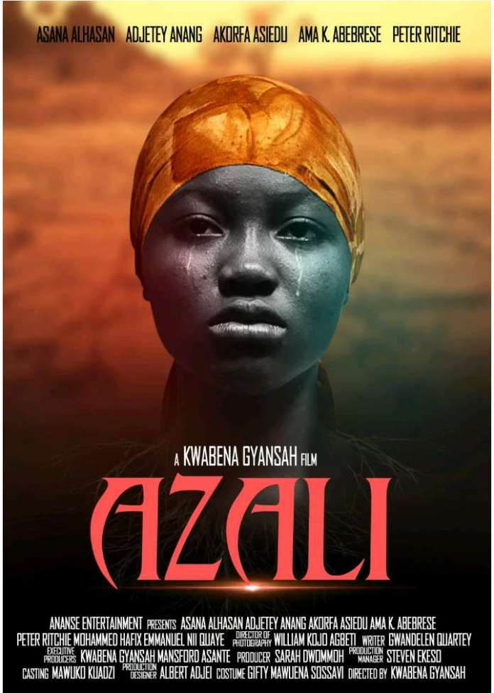 Netflix Acquires 'Azali' - Ghana's 2020 Oscars Submission