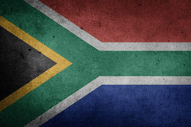 South Africa is the second most powerful country in Africa