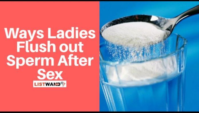 Salt and hot water as an unconventional Contraceptive