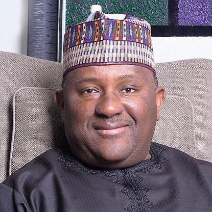 Abdulsamad Rabiu is the third Richest Person in Nigeria 2020