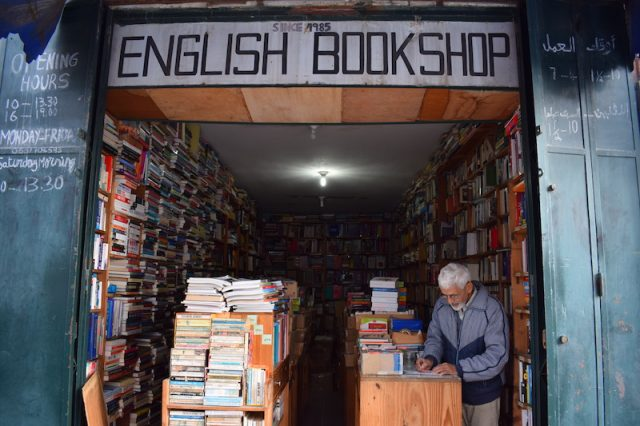 English Speakers in Morocco