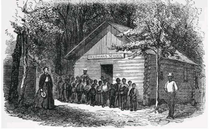 Anti-literacy Laws in the United States Once Prevented Black Men from Getting an Education