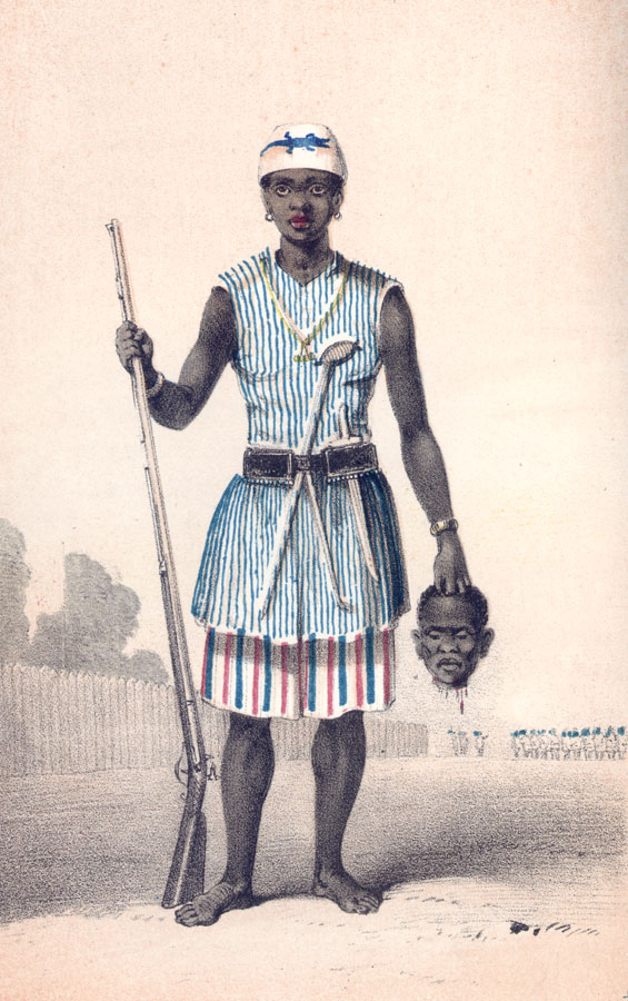 Dahomey Amazons: The Story Of the Most Feared Women in History