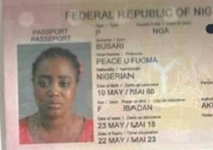 Nigerian Woman Put up for Sale on Facebook Refuses to Return Home
